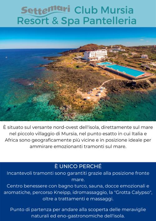 Settemari_Sicilia_Club Mursia Resort & Spa Pantelleria